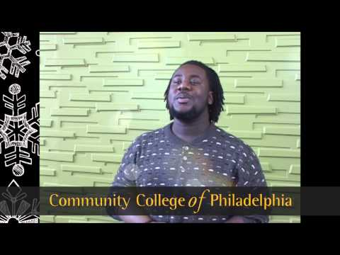 Community College of Philadelphia Holiday
