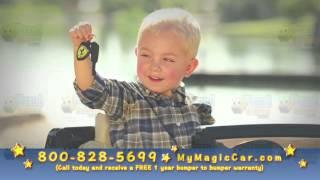 Magic Cars® Ride On Ferrari, Bentley, Mercedes, Lamborghini, BMW, & Range Rover For Children