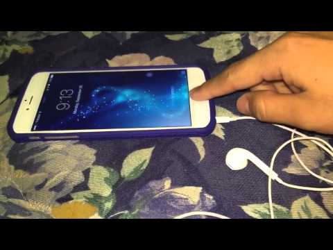 Wake iPhone 6 Without The Home or Sleep Button
