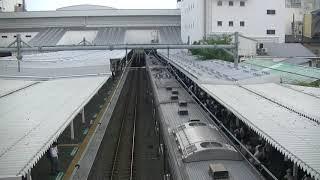 西武鉄道6102F シングルアームパンタ 急行本川越行 所沢