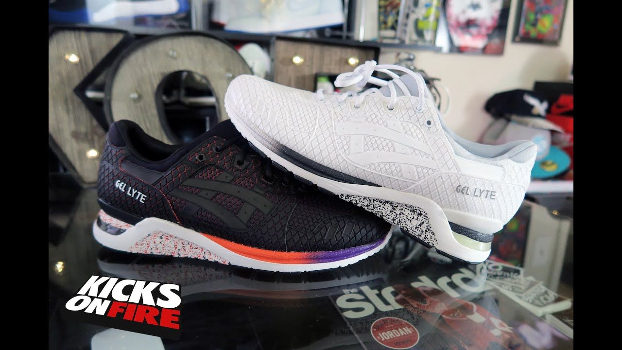 nouveau concept aaff2 a04ed KoF Mailbox: A Look at the ASICS Gel-Lyte Evo