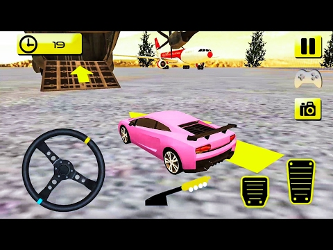 Airplane Transport Car Truck - Android Gameplay FHD