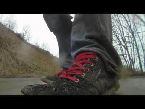 one muddy shoe , oh and bo peep