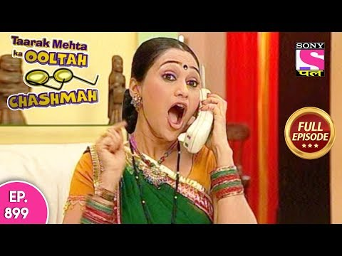 Taarak Mehta Ka Ooltah Chashmah - Full Episode  899 - 10th January, 2018
