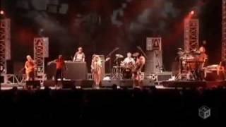 Tom Tom Club - Wordy Rappinghood (Live@Summer Sonic,Tokyo 2009)
