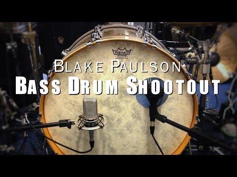 Great Bass Drum Shootout (Comparison)