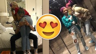 Ayo and Teo With their Girl Friend | Best Moments ever #Part1