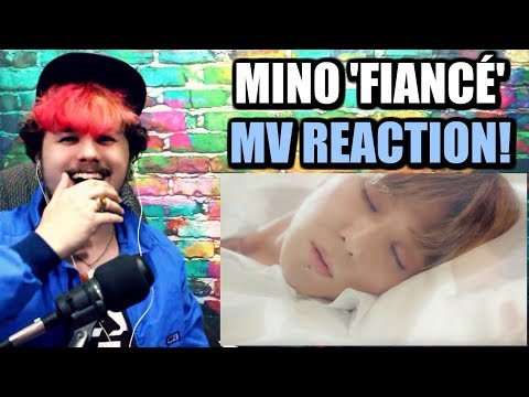 MINO(송민호) - '아낙네 (FIANCÉ)' M/V | THIS BLEW MY MIND! | REACTION!!