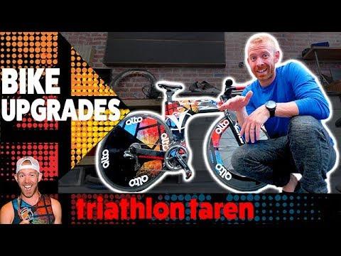 Best TRIATHLON BIKE SETUP upgrades for triathletes on a budget