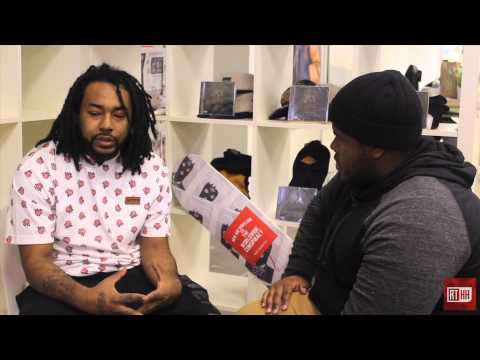 Icewear Vezzo Interview - talks having 19 siblings and The City Is Mine