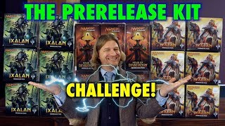 lets play the prerelease kit challenge for magic the gathering which will be the best mtg set?