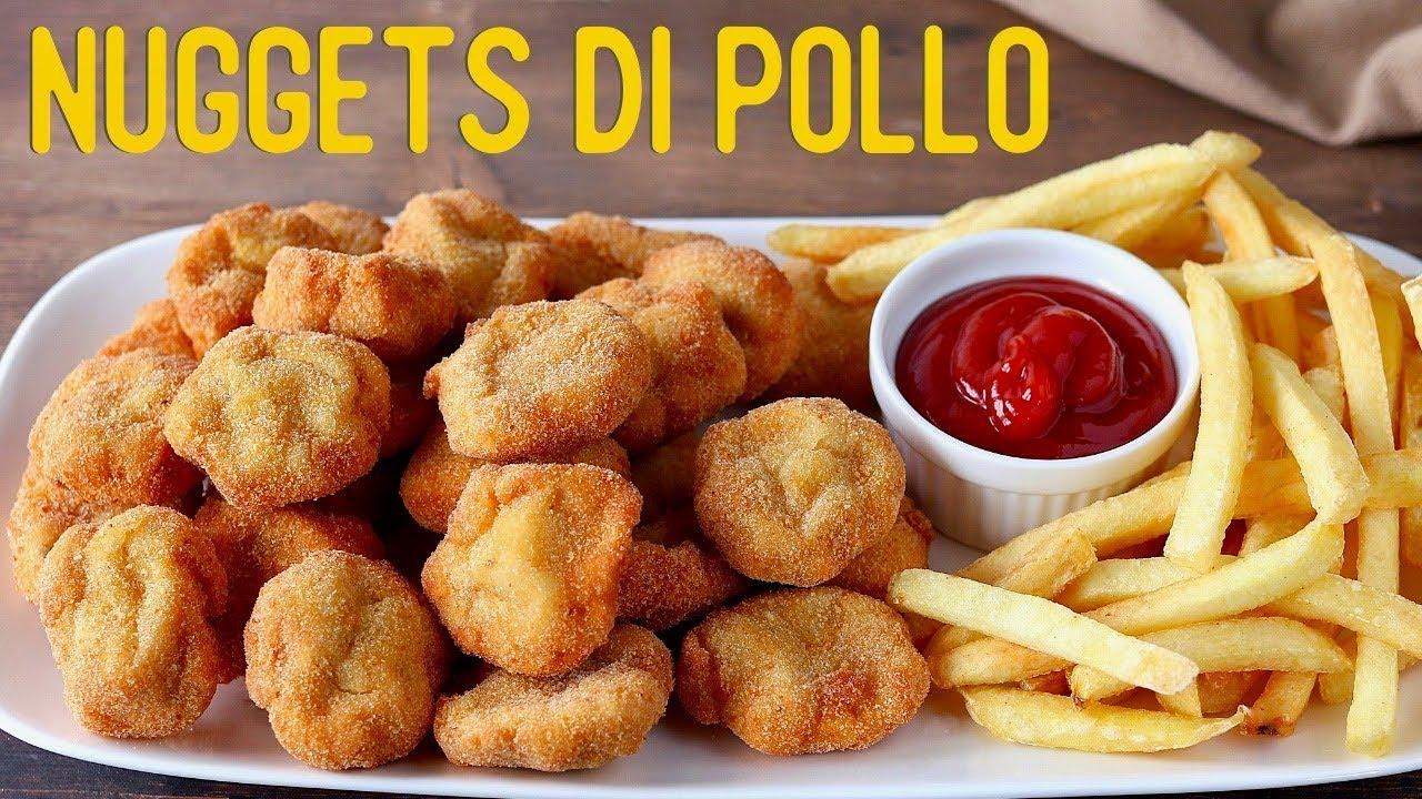 Nuggets Di Pollo Ricetta Facile Chicken Nuggets Easy Recipe Fatto In Casa Da Benedetta