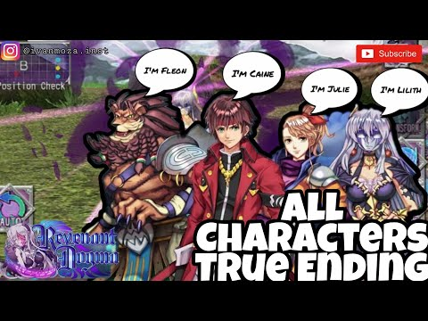 #MAGANG (Main Game Bareng) || Revenant Dogma - True Ending (the last one is my favourite) - RPG |
