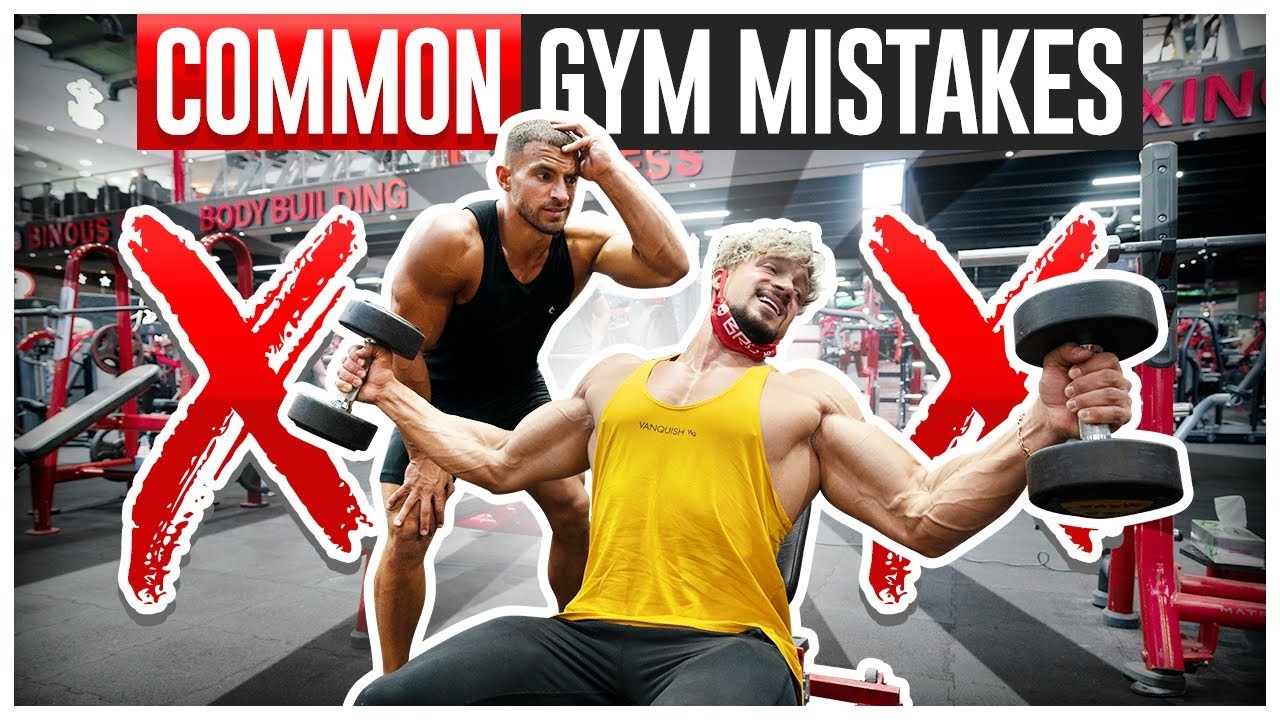 Common Gym Mistakes You Need To Avoid ft. Joesthetics