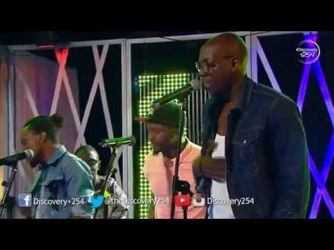 Sautisol Performing Still The One at @TheDiscovery254