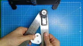 측정용 도구의 사용방법