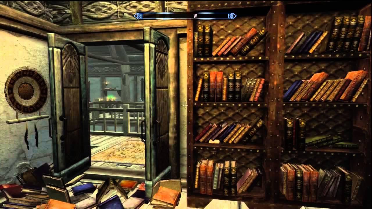 Construire Sa Maison Hearthfire Maison Moderne # Construire Sa Bibliotheque