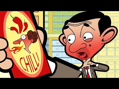 Chilli Bean | Funny Episodes | Mr Bean Cartoon World
