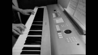 Regina Spektor - Time Is All Around (Piano Cover)