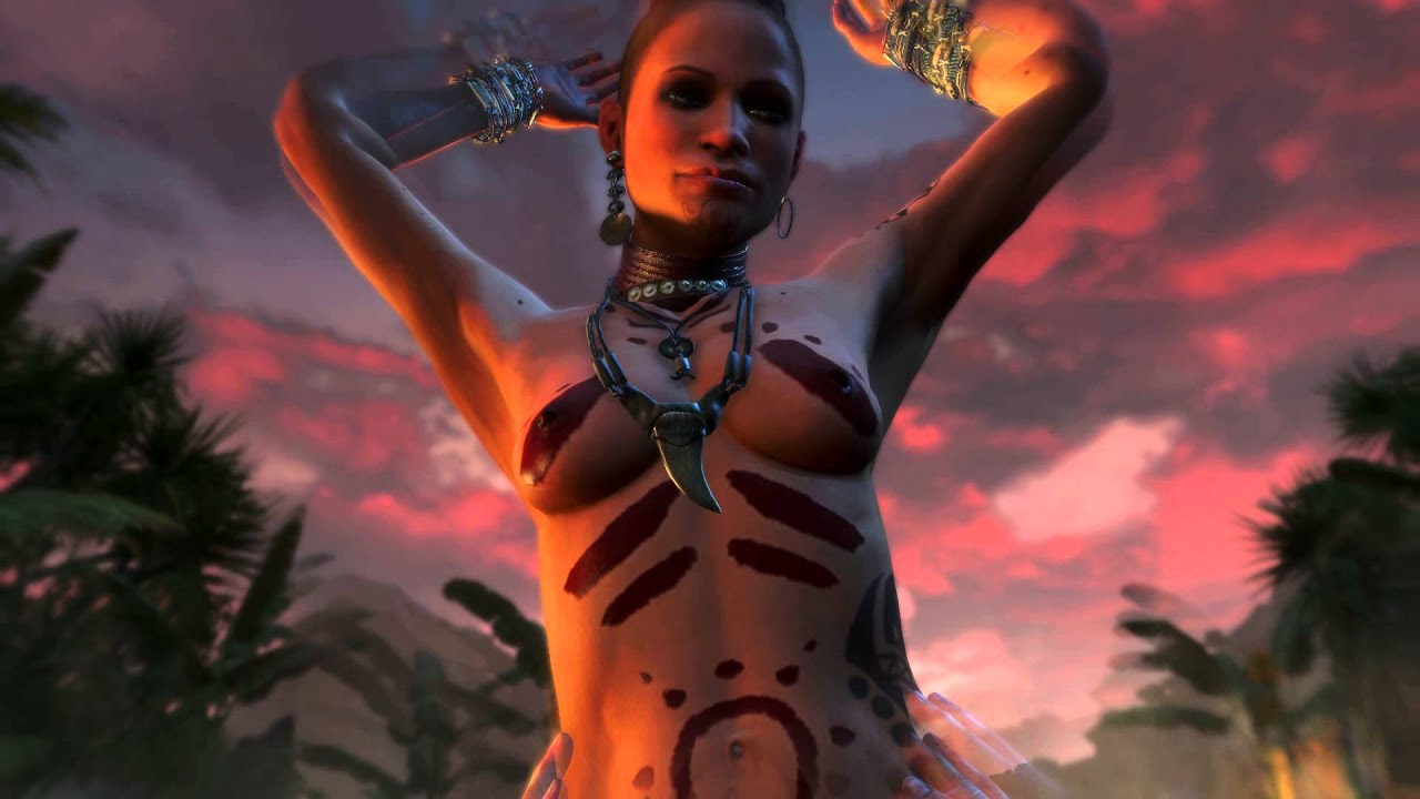 Far Cry 3  Kill The Boss And Sex With Citra - Youtube-7508