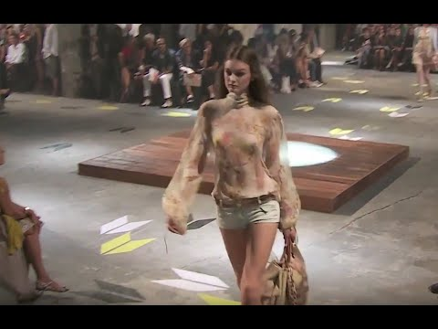 JUST CAVALLI SS 2012 Milan HD 2 of 3 pret a porter women by Fashion Channel
