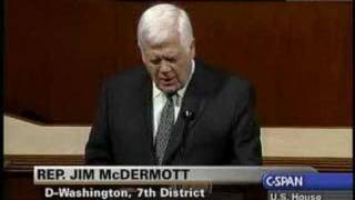 Rep. Jim McDermott Introduces Internet Gambling Tax Act