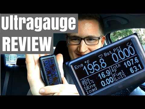 UltraGauge OBD2 (OBDII) User Review + Features
