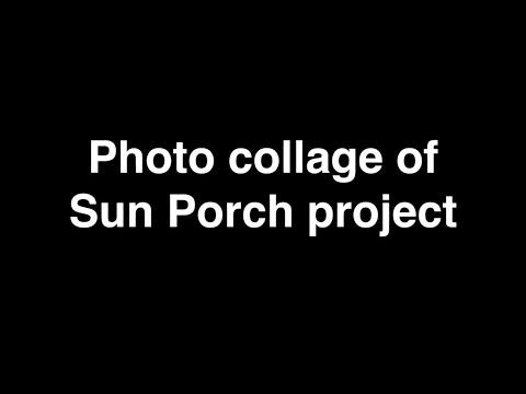 Sun Porch project