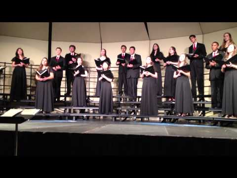"""HGHS Madrigal Choir """"Time after Time"""""""