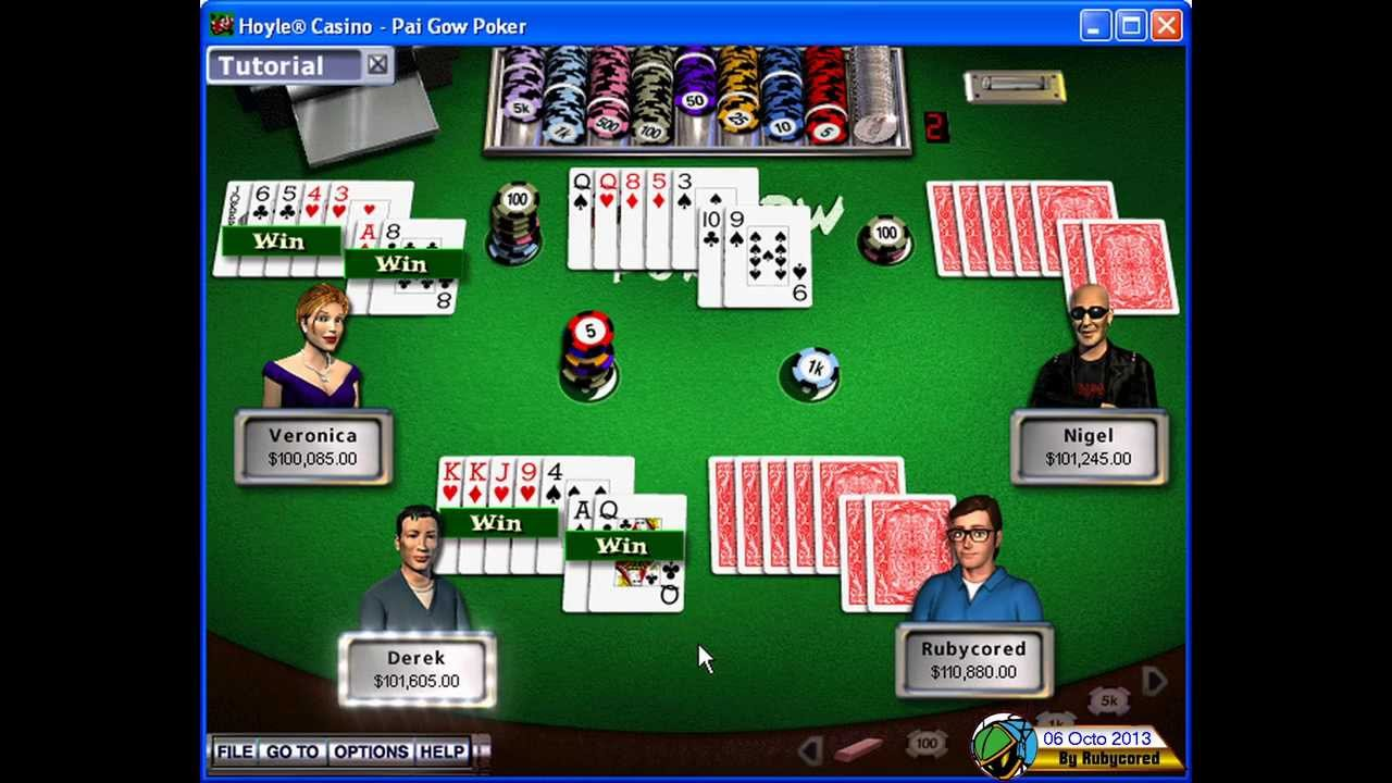 Hoyle casino 5 como ganar en un casino
