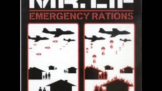 Mr Lif - Emergency Rations [Full EP]