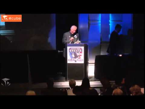 Fred Biletnikoff - Gridiron Greats Hall of Fame Dinner