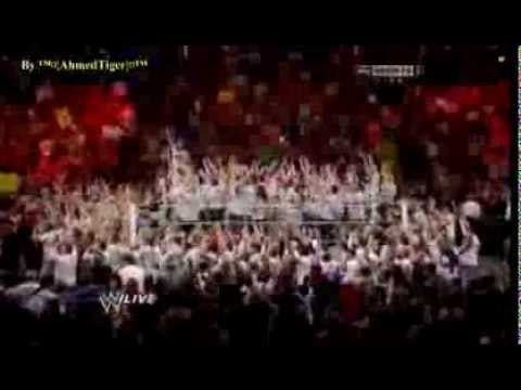 WWE Raw 3/10/14 Occupy Raw BY Daniel Bryan ( YES MOVEMENT ...