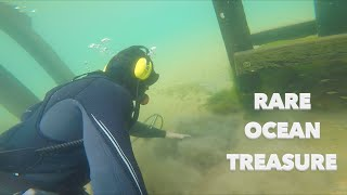 Download Expensive Ocean Treasure Rarer then GOLD Found Underwater Metal Detecting Mp3 and Videos