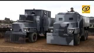 Тюнинг военной техники: белорусская армия