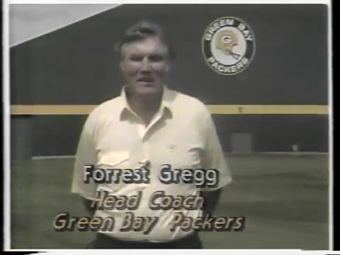 Children's Service Society of Wisconsin - Forrest Gregg (1985)