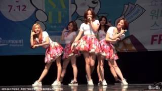 Корейская группа TREN-D