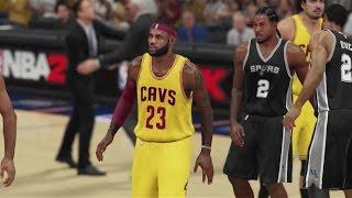 PS4 - NBA 2K15 Online Gameplay (60fps)