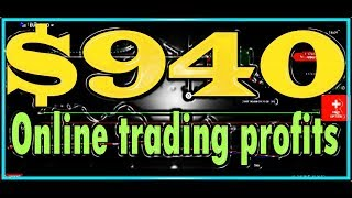 IQ OPTION || The trusted method to earn $940 in online trading