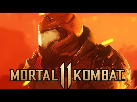 The Doom Slayer Confirmed For Mortal Kombat!?!? thumbnail