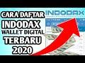 - CARA MEMBUAT AKUN INDODAX TERBARU 2020 - CARA DAFTAR INDODAX PALING TERBARU