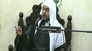 الشيخ علي البيابي - أحدهم يسأل الإمام جعفر الصادق عليه السلام بعض المال