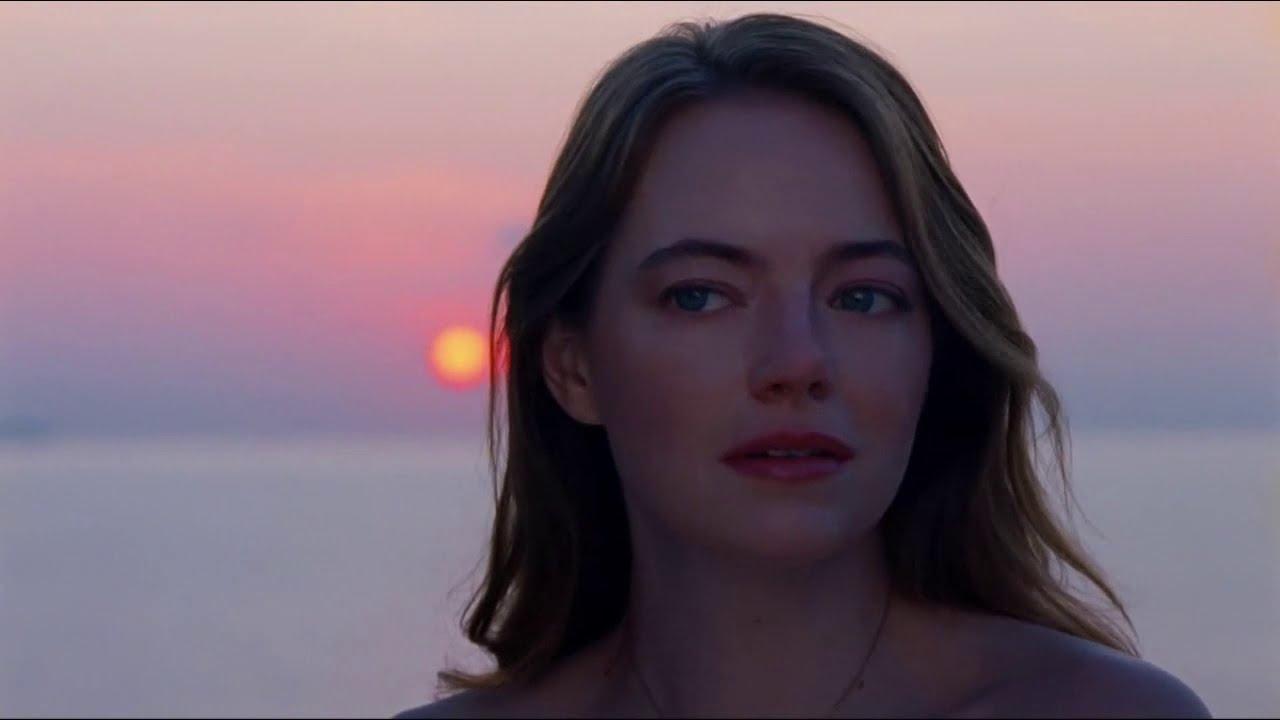 """Musique de la pub Heures d'absence Louis Vuitton – Emma Stone """"mon voyage mon parfum""""  Mai 2021"""