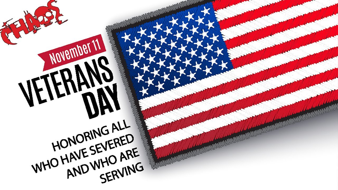LIST: Veterans Day 2020 deals and freebies