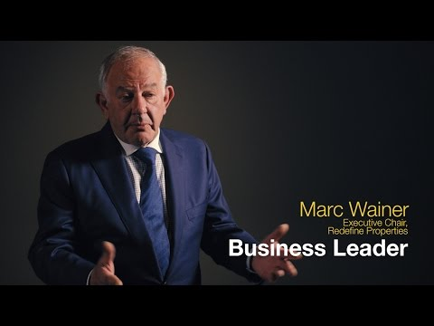 Series 2, Episode 3:  The Marc Wainer Business Leadership journey