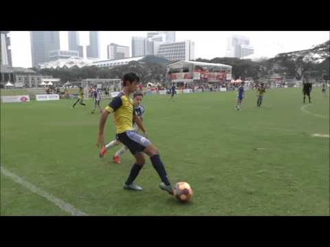 2016 Singapore 7s - U14 JSSL Elite vs. CUFA, Singapore