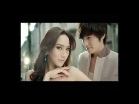 [NEW Ads.]++LEE MINHO & AUM 12plus shower cream CF Before on TV !!