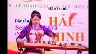 Độc tấu Senbonzakura - Tiếng đàn tranh Hải Minh// NHỊP SỐNG TV