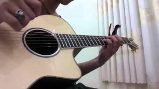 Buông đôi tay nhau ra - guitar solo(bản xém chuẩn)