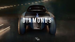 """Diamonds"" - Hard Trap Beat | Free Rap Hip Hop Instrumental Music 2017 | Rae x Jazzy #Instrumentals"